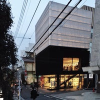 Photo taken at Marc Jacobs Aoyama by ArchDaily on 4/16/2013