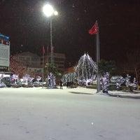 Photo taken at Cumhuriyet Meydanı by Murat Y. on 12/30/2015