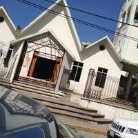 Photo taken at Parroquia Maria Auxiliadora by Ricardo S. on 7/4/2013