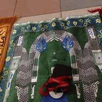 Photo taken at Masjid Jamek IPD Dang Wangi by Zairul A. on 10/19/2012