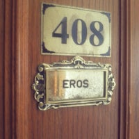 Photo taken at Olimpos Hotel by Elcin Y. on 8/18/2014