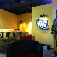 Photo taken at DC Comics by Baomy W. on 10/17/2012