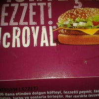 Photo taken at McDonald's by UĞUR G. on 5/24/2013