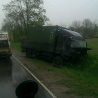 Photo taken at PKS Pogorzelec by Anton 47Rus🚚 on 4/26/2014