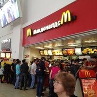 Photo taken at McDonald's by Alex E. on 5/11/2013