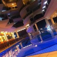 7/19/2013 tarihinde Erza D.ziyaretçi tarafından Lancora Beach Resort'de çekilen fotoğraf
