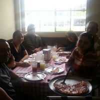 Photo taken at Pizza BOOM by Luis M. on 7/15/2013