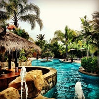 Photo taken at La Marina Camping & Resort by Andres R. on 5/20/2013