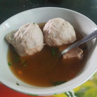 Photo taken at Bakso Kumis by edhocavalera on 5/17/2015