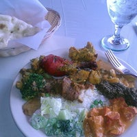 Photo taken at India Bistro by Andy on 9/14/2013