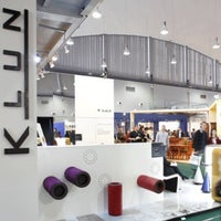 Photo taken at Klun ambienti (sofas, beds and architects) by Robert K. on 9/8/2014