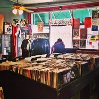 Photo taken at Goner Records by Brandi C. on 6/23/2013