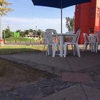 Photo taken at Clamato Snack Parque Metropolitano by Hiram M. on 2/22/2014