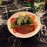Photo taken at La Gourmandise Italienne by Tom B. on 11/2/2013