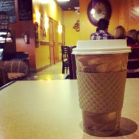 Photo taken at Coffeeology by Hunter W. on 1/1/2013