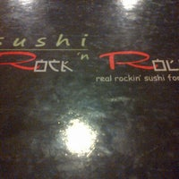 Photo taken at Rock & Roll Sushi by Dhea D. on 8/18/2013