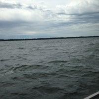 Photo taken at Lake Minnewaska by Michael B. on 6/30/2014