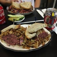 Photo taken at Pastrami Queen by Didem U. on 4/4/2016
