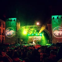 Photo taken at WOMAD by Roberto L. on 5/8/2016