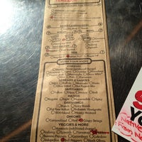 Photo taken at Which Wich? Superior Sandwiches by Karlos P. on 4/20/2013
