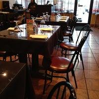 Photo taken at Sitara Indian Restaurant by Jim Y. on 4/19/2013