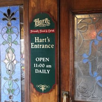 Photo taken at Hart's Tavern by Christopher Z. on 3/19/2016