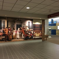 Photo taken at Colonial Williamsburg Regional Visitor Center by Adry L. on 10/13/2016