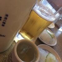 Photo taken at Sushi Banzai by Dave B. on 10/7/2013