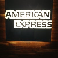 Photo taken at The Centurion Lounge by American Express by Erick O. on 10/31/2012