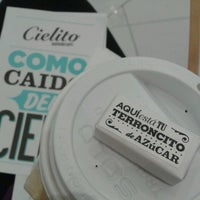 Photo taken at Cielito Querido Café by Vicky P. on 7/5/2013