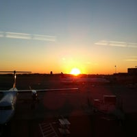 Photo taken at Albany International Airport (ALB) by Robert P. on 6/20/2013