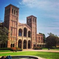 Photo taken at UCLA Bruin Plaza by Daniel N. on 7/25/2013