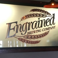 Photo taken at Engrained Brewing Company by Jeff J. on 7/15/2017