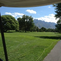 Photo taken at Mick Riley Golf Course by Sierra E. on 8/25/2013