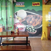 Photo taken at Mang Inasal Danao by JC E. on 10/18/2014