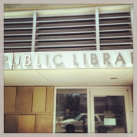 Photo taken at Santa Monica Public Library - Main by Ben R. on 6/21/2013