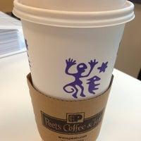 Photo taken at Peet's Coffee & Tea by Alex Z. on 5/10/2013