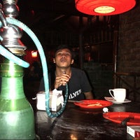 Photo taken at Aquanos Cafe by hnv m. on 10/5/2013