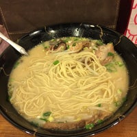 Photo taken at 大海拉麺 by Welson L. on 1/1/2015