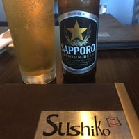 Photo taken at Sushiko Japanese Grill by Melissa N. on 10/12/2015