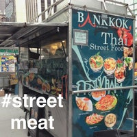 Photo taken at Tuk Tuk Thai Cart by Jeff T. on 2/13/2013