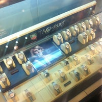 Photo taken at Tag Heuer by Tiny M. on 7/28/2013