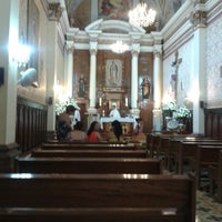 Photo taken at Capilla De Guadalupe by Fernando G. on 8/10/2013