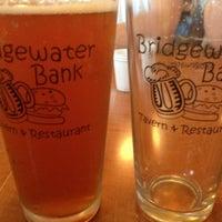 Photo taken at Bridgewater Bank Tavern by Brandon S. on 5/14/2013