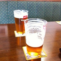 Photo taken at The New Inn by Matthew H. on 6/12/2013