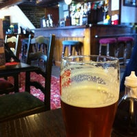 Photo taken at The New Inn by Matthew H. on 10/2/2013