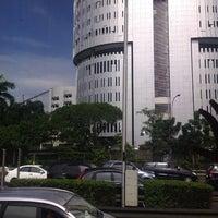 Photo taken at Lembaga Ilmu Pengetahuan Indonesia (LIPI) by Tiar A. on 5/28/2013