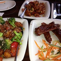 Photo taken at P.F. Chang's Asian Restaurant by Alex on 7/15/2013