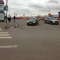 М. Аннино перехватывающая парковка, схема проезда в москве.
