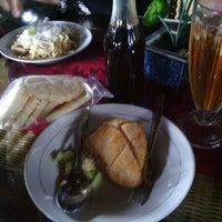 Photo taken at Pondok & Cafe Bahrein by PYTM on 5/25/2013